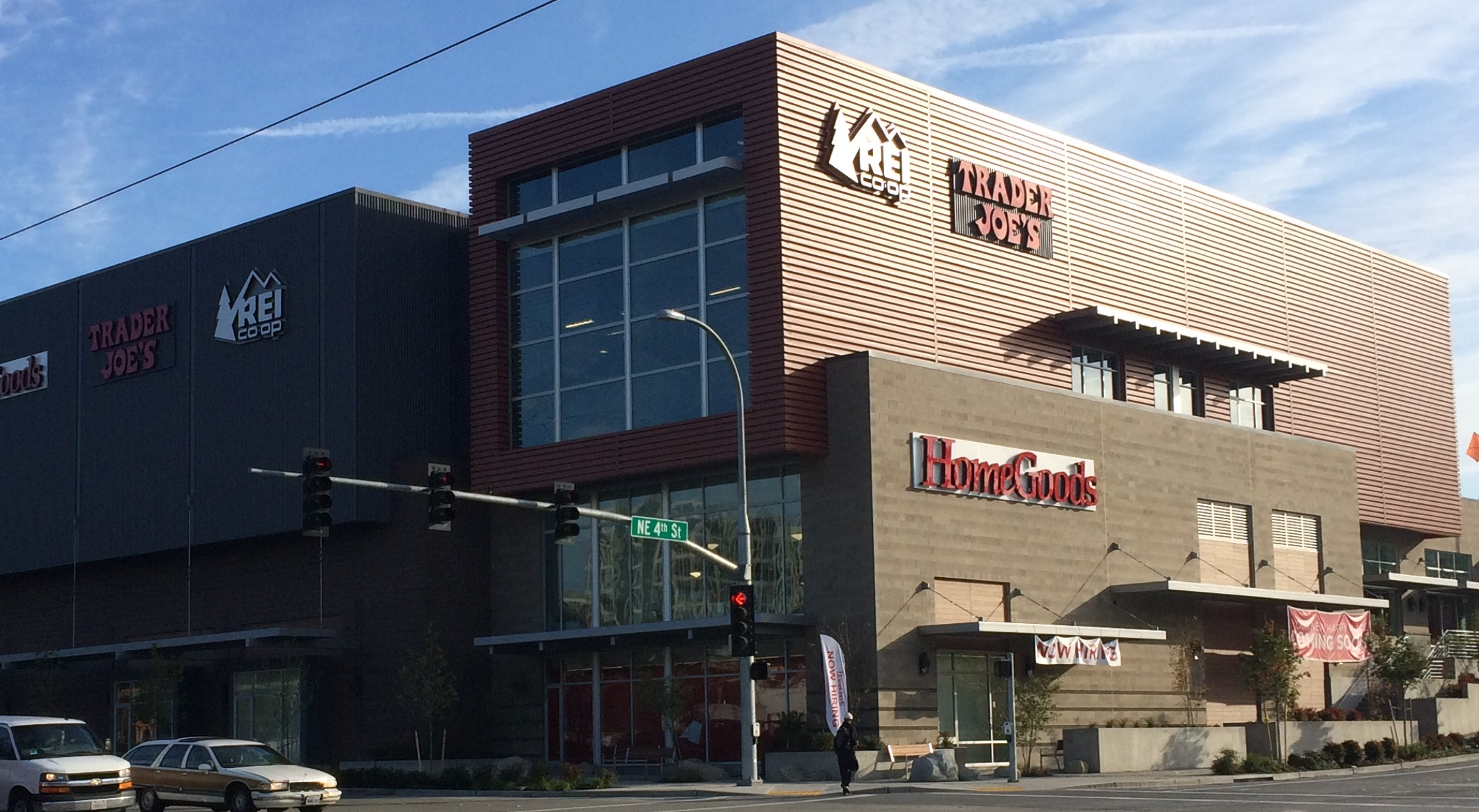 Leed Certified Retail In Bellevue Archecology